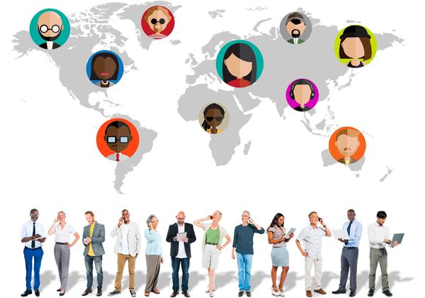 24時間365日多言語対応(8ヵ国語)